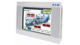 Hmi Plc With Touch Display Xvs400 Eaton Netherlands