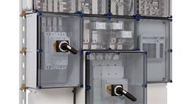 Halyester Multi Box Type Low Voltage Switchgear Eaton
