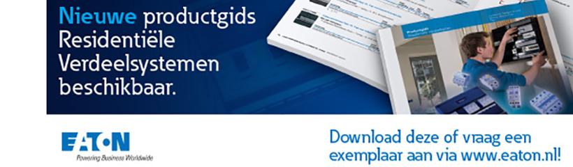 Nieuwe productgids Residentiele Verdeelkasten - home page