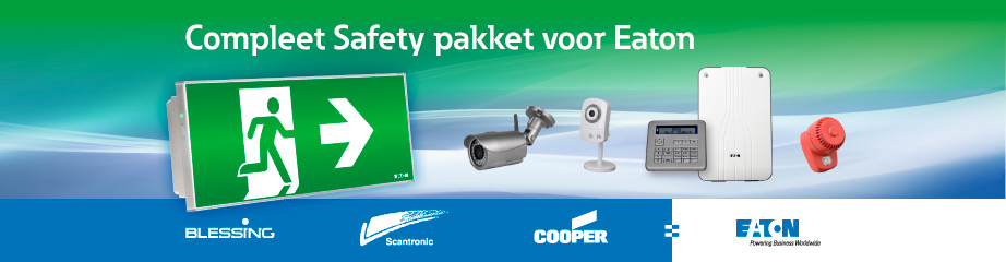 Eaton heeft in 2012 Cooper Safety